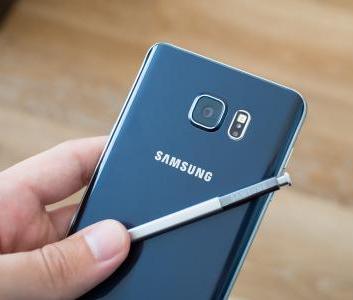 تعرف علي بعض مواصفات Galaxy Note 6 الرائعه