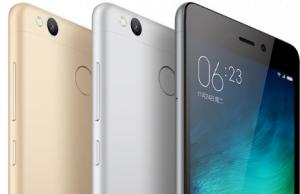هاتف شاومي الجديد Redmi 3s بسعر يبدأ من 106 دولار