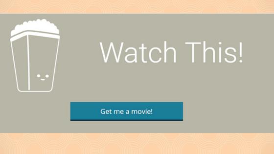 كيف تقوم بتحديد الافلام التي تشاهدها حسب اهتمامك