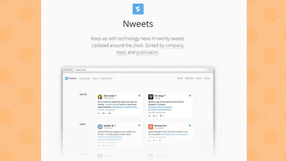 كيف يمكنك متابعة اهم التغريدات التقنية الموجودة علي تويتر ؟