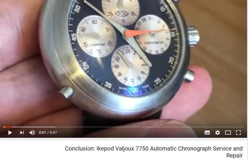 Watch Repair Channel