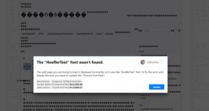 خطأ امني في جوجل كروم