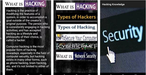 Hacking Knowledge