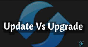 Update Vs Upgrade
