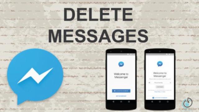 حذف جميع رسائل الفيسبوك دفعة واحدة